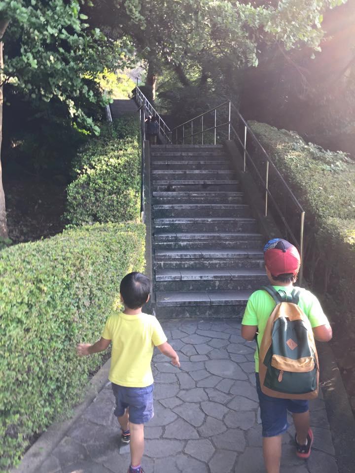 鋸山日本寺4