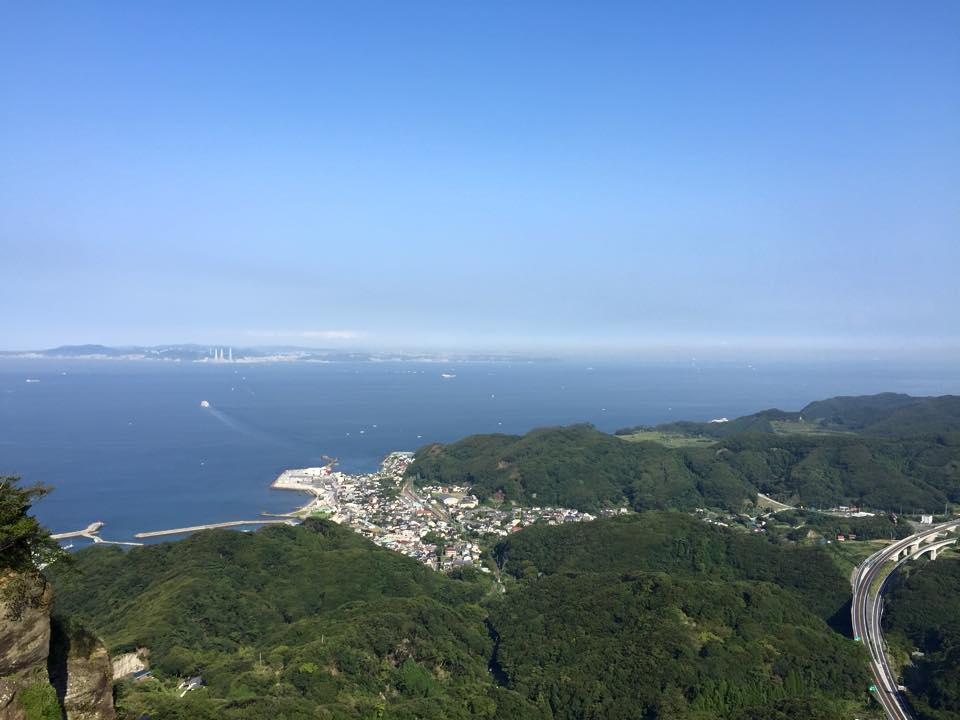 鋸山日本寺9