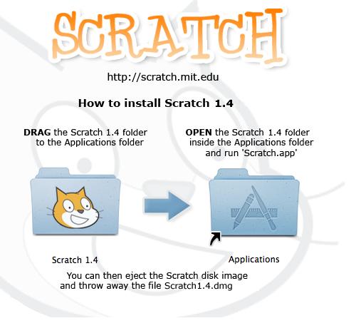 Scratchインストール