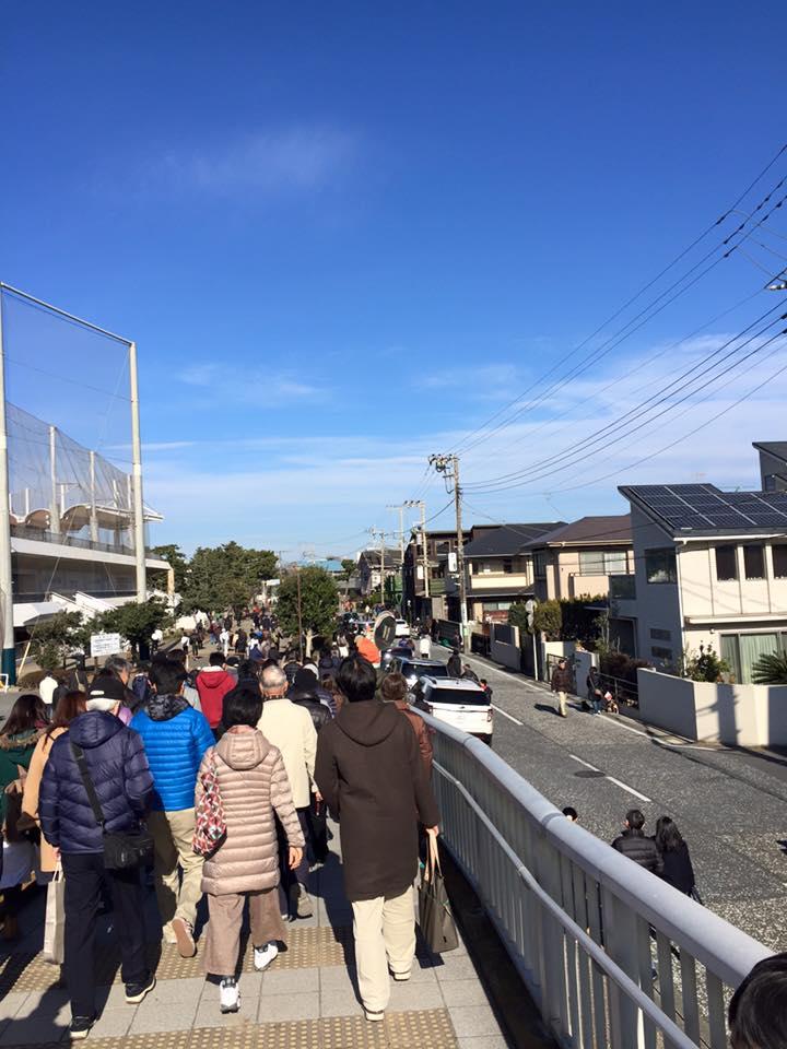 92回箱根駅伝往路20