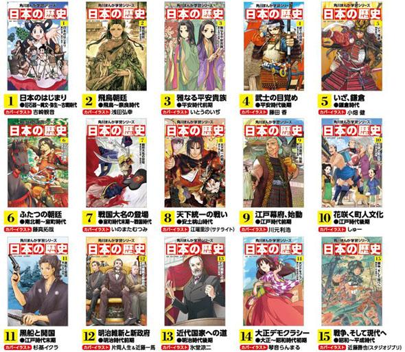 角川日本の歴史2