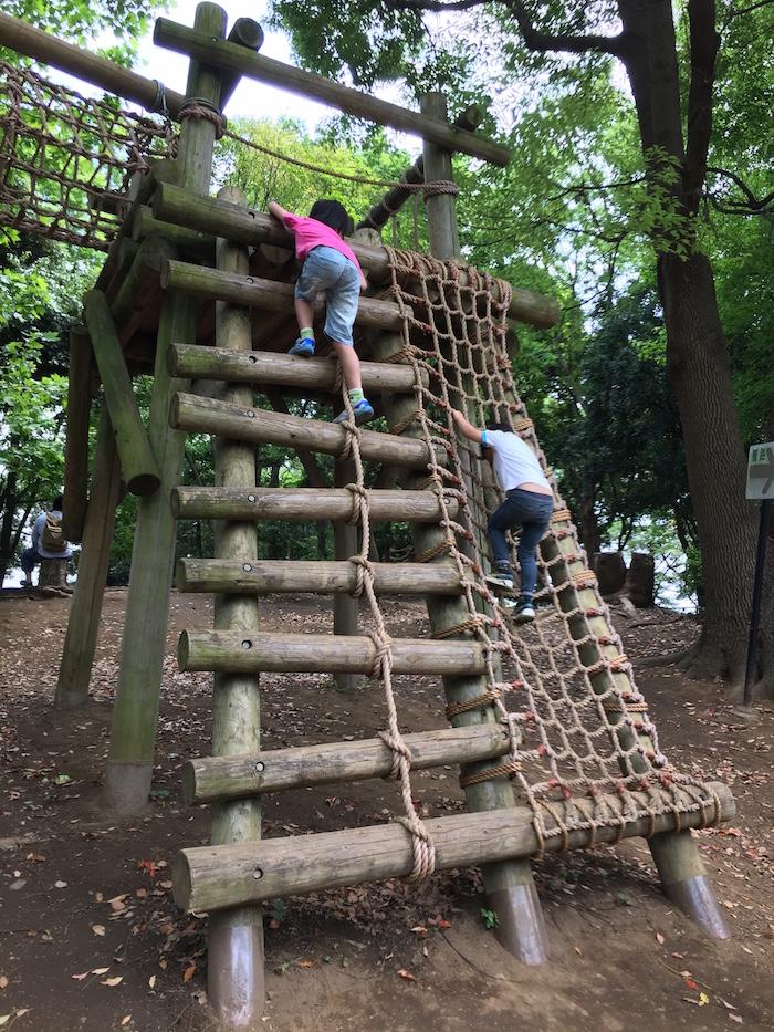 平和の森公園アスレチック17
