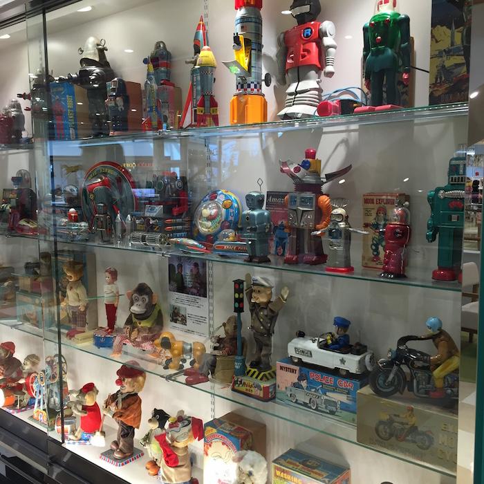 北原照久のおもちゃ博物館・北原コレクションミュージアム4