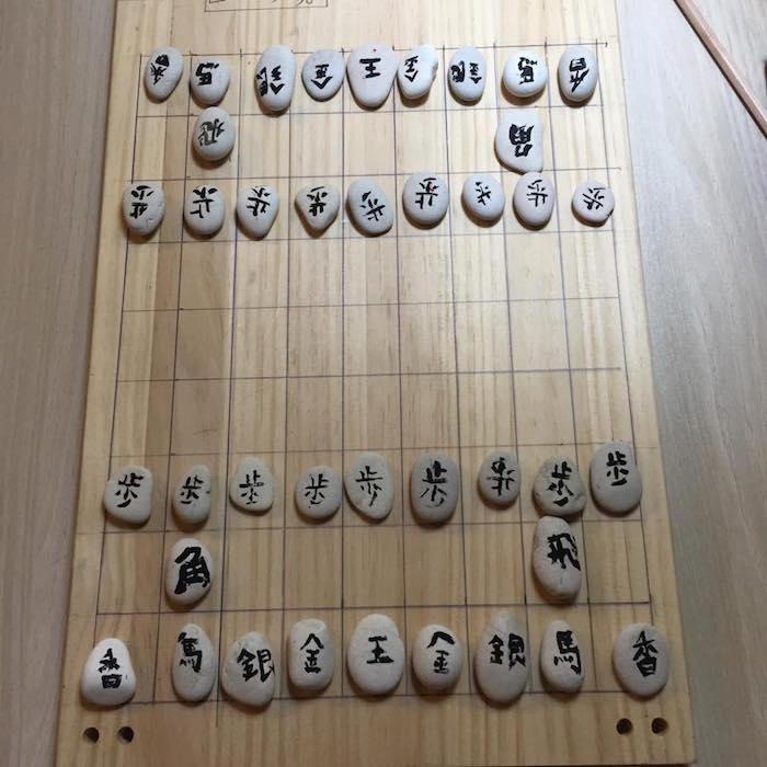 オリジナル将棋