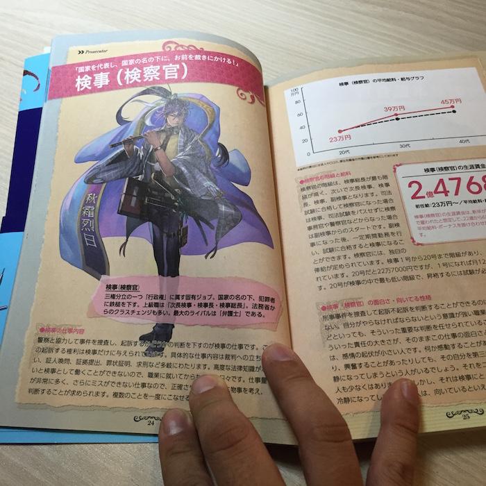 日本の給料職業図鑑2