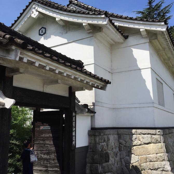 キッコーマン野田工場見学11