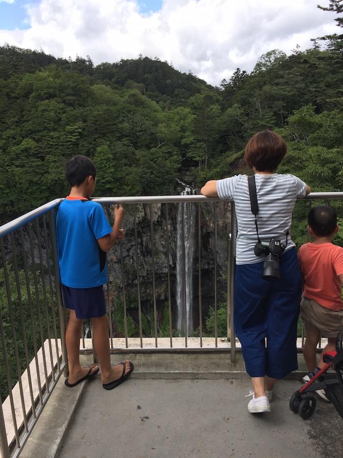 日光華厳の滝7