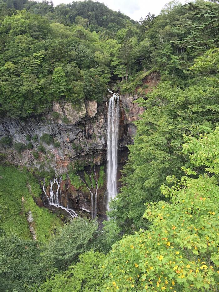 日光華厳の滝6