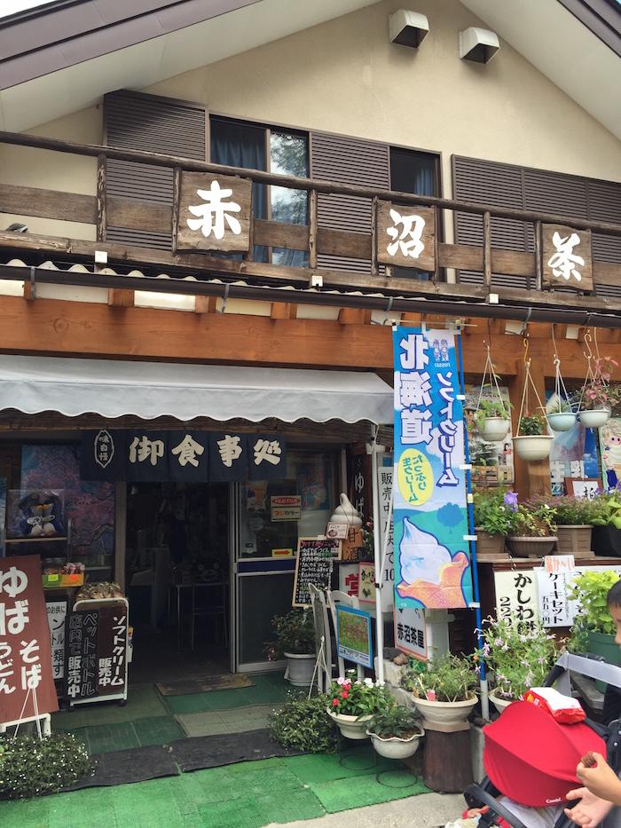 戦場ヶ原ハイキングコース0-2